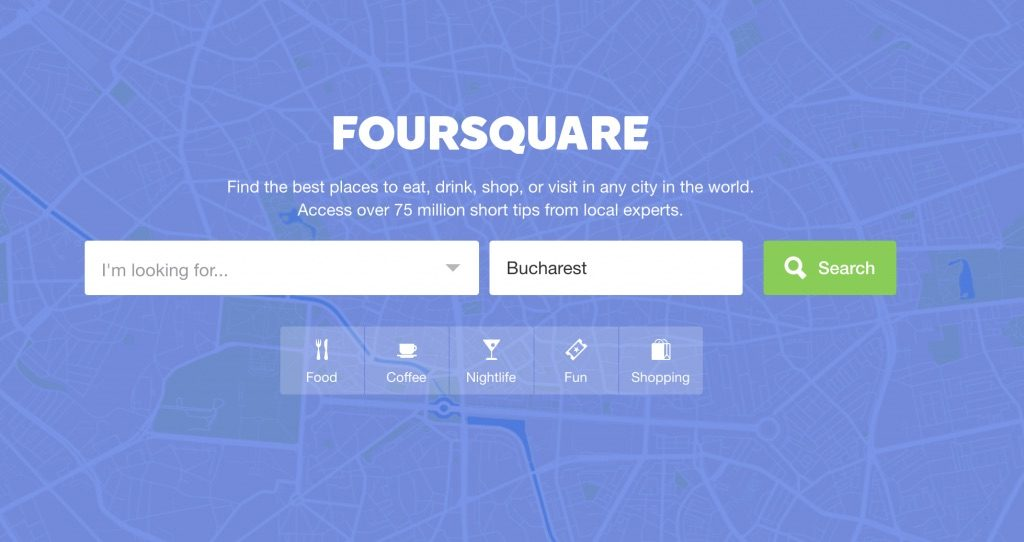 foursquare local seo
